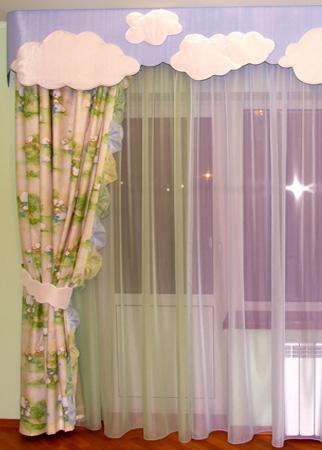 Как самой сделать шторы веревки