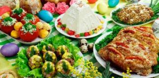 Традиции и обычаи праздничного стола на Пасху (видео)