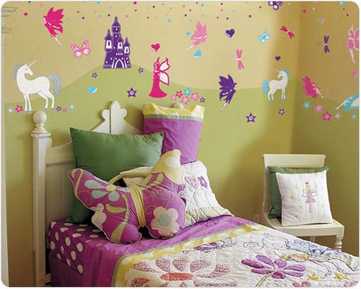Дизайн деткой комнаты для девочки