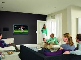 Телевизор в интерьере дома