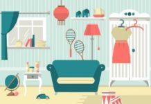 Как расстаться с домашним хламом