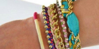 Красивые и легкие браслеты