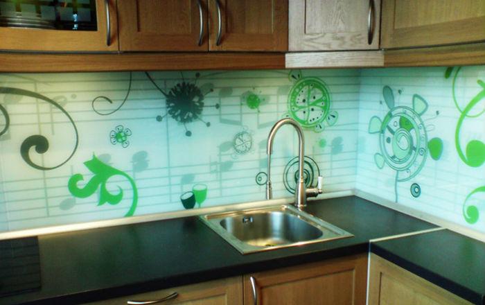 Как сделать кухонную панель - Svbur.ru