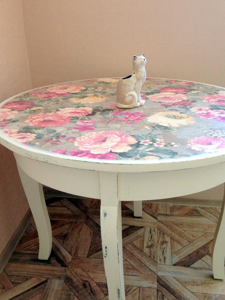 Новая жизнь старого стола