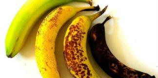 Какие бананы нужно есть: зеленые или с темными точками?