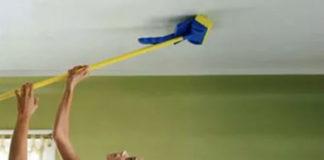 Как ухаживать за подвесными потолками