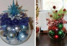10 идей шикарного зимнего декора своими руками