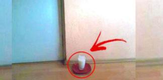 Поставьте стакан воды с солью и уксусом в любое место в Вашем доме – и Вы не поверите, что произойдет через сутки!