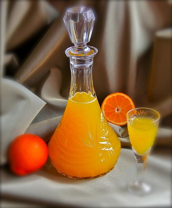 Мандариновка - удивите гостей изысканным праздничным напитком