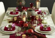 Идеи для новогодней сервировки