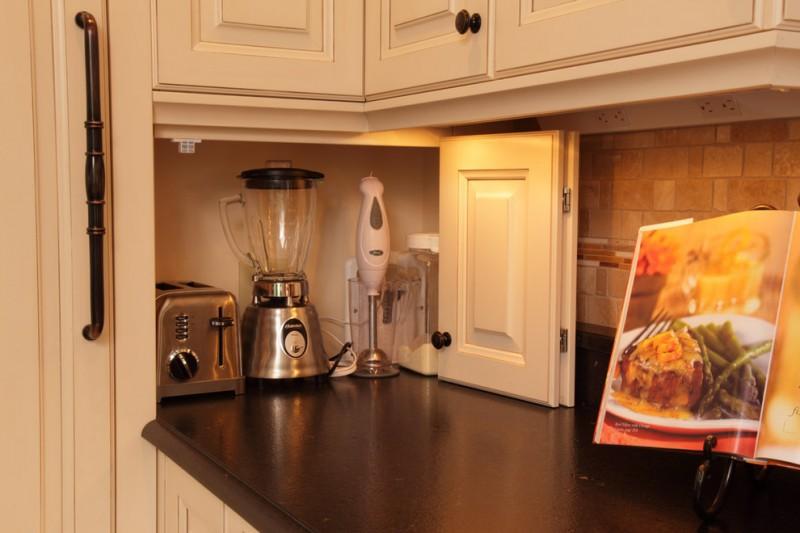 Распределяем кухонное пространство