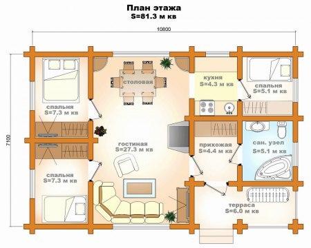 Этапы разработки проекта частного дома