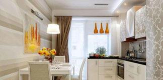 Интересные идеи для дизайна кухни
