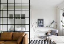 Хорошие идеи для интерьера однокомнатной квартиры