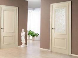 Гармоничное сочетание пола и дверей при ремонте квартиры (видео)