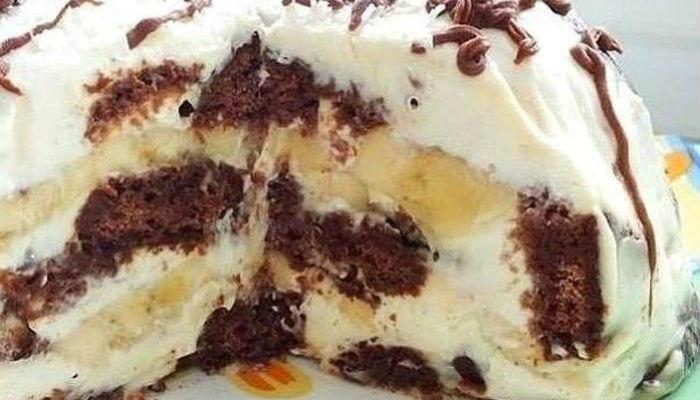 Это просто неописуемо вкусный тортик! И печь не надо. Всем советую