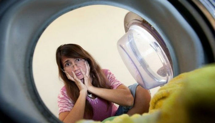 Как очистить стиральную машину и вывести из нее запах