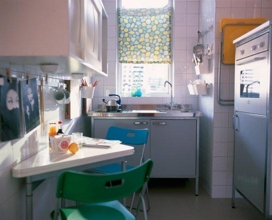 """Как организовать обеденную зону на """"просторах"""" хрущевки - 10 симпатичных идей"""