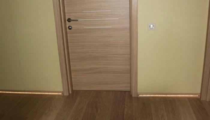 Как подобрать цвет пола и дверей