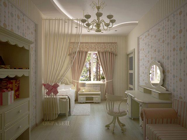 Красивый интерьер квартиры