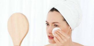 Как сделать жидкость для снятия макияжа дома