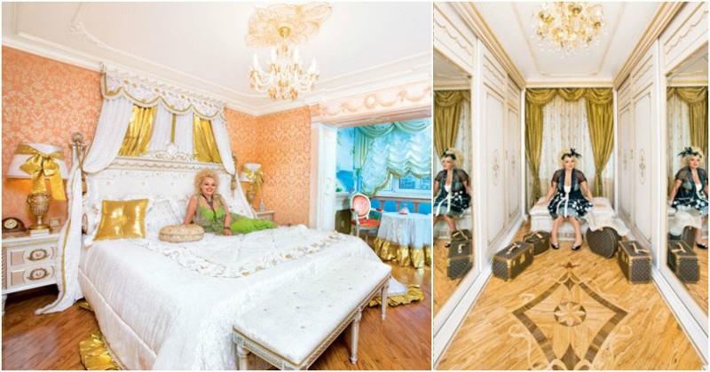 Загляните в квартиры знаменитостей!