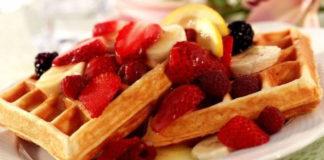 10 рецептов домашних вафель