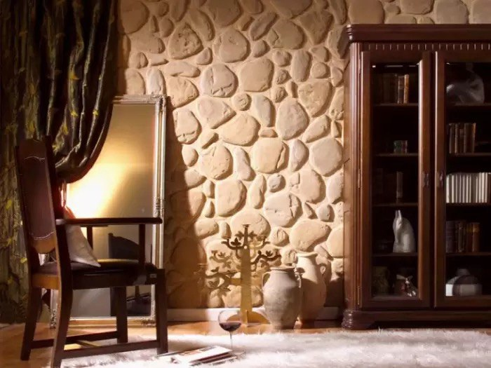 10 видов эффектной отделки стен, которые заменят надоевшие обои