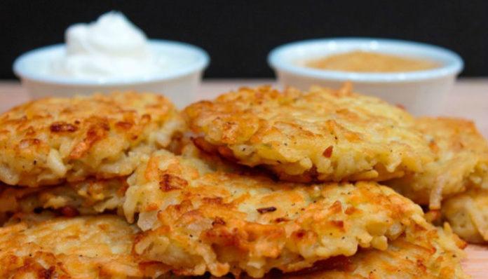 4 нетрадиционных рецепта картофельных оладий