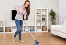 Что сделает пол квартиры идеально чистым