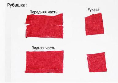 Домовенок Кузя из пробки, шпагата и кусочка ткани