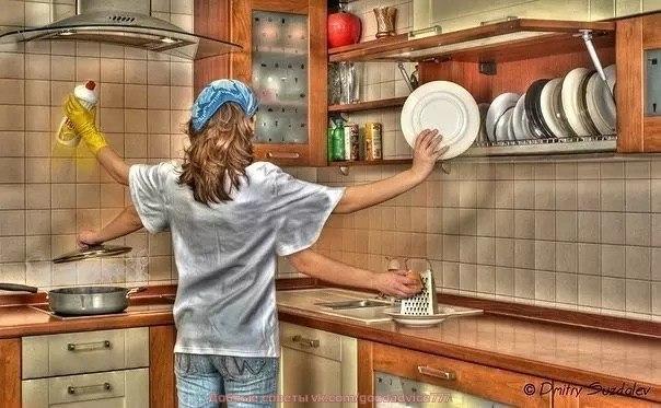 Как навести идеальную чистоту в доме без затрат