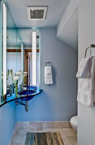 Как превратить вашу ванную из тесной каморки в образец стиля