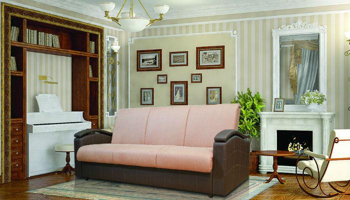 Как украсить стену в гостиной над диваном