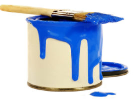 Как плотно закрыть банку краски после использования (видео)