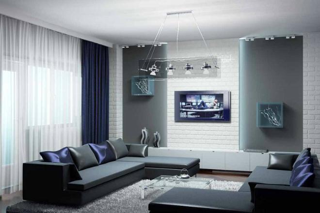 Идеи стильного интерьера квартиры