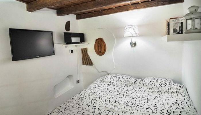 Очень маленькая квартира в Риме (7 кв. м.)
