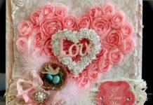 Открытки ручной работы ко Дню Св. Валентина