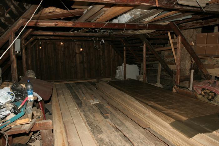 Путем проб и ошибок - перестройка старого бабушкиного дома полностью самостоятельно
