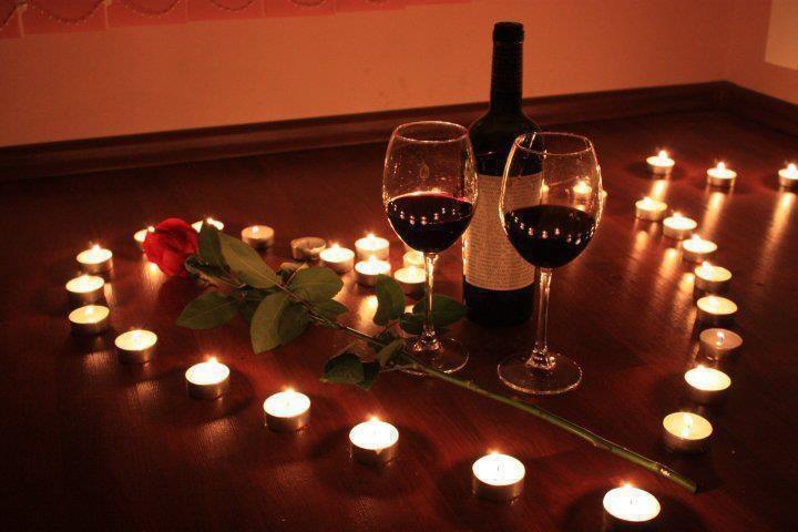 Романтические идеи к Дню Святого Валентина