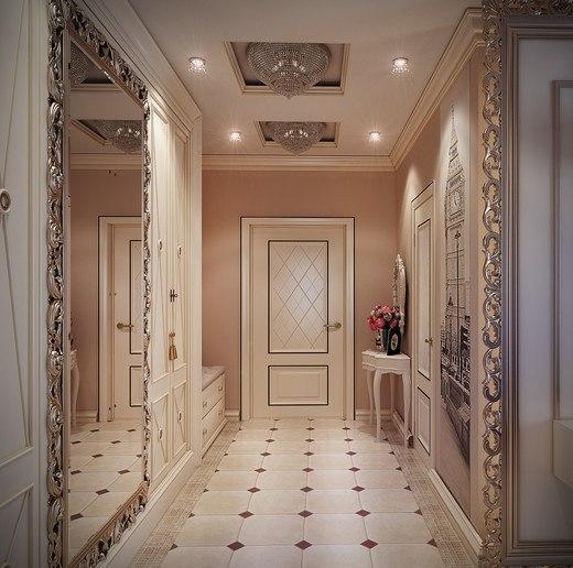 Стильный интерьер квартиры