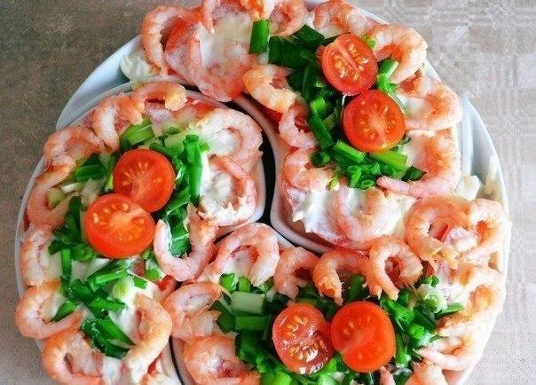 ТОП-5 обалденных и вкусных салатов