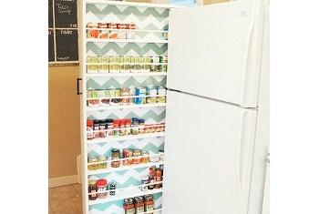 11 хитростей для обустройства маленькой кухни