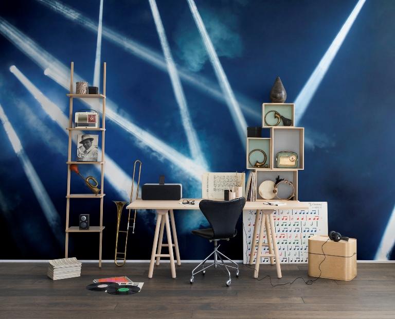 5 способов преобразить комнату с помощью синего цвета