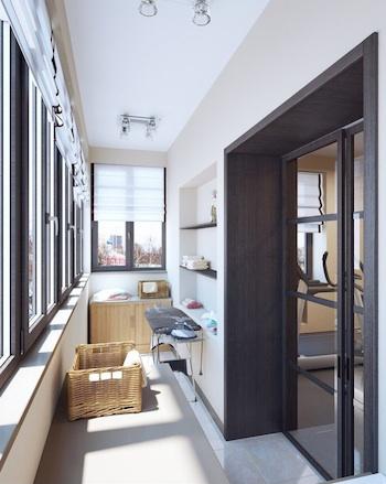 Как объединить комнату и балкон: советы экспертов