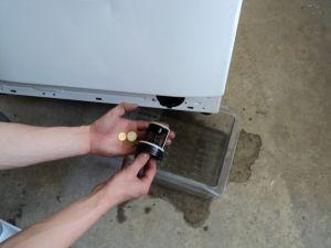 Как почистить фильтр стиральной машины?