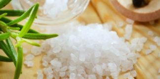 Как защититься с помощью соли