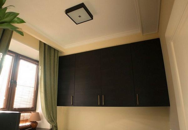 Необычные решения для обычной хрущевки: коридор и кабинет