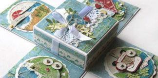 Подарок на свадьбу - денежная коробочка1