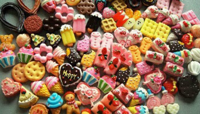 Рецептики разных сладостей